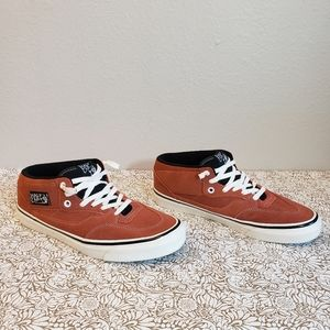 VANS Pro Half Cab Suede Skate Shoes Men's sz 11